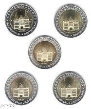 Germany 2006 - 5 x 2 Euro Commem - Holstentor (UNC)