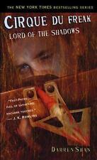 Lord of the Shadows (Cirque Du Freak: Saga of Darren Shan, Book 11)