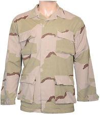 militaire ripstop Veste de terrain toutes les tailles camouflage désert armée
