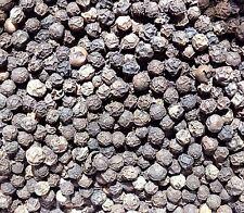 Whole Dried Black Peppercorns, Premium quality from Sri Lanka, UK seller