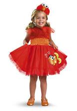 Brand New Sesame Street Frilly Elmo Toddler/Child Costume