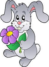 Adesivo bambino coniglio ref 815