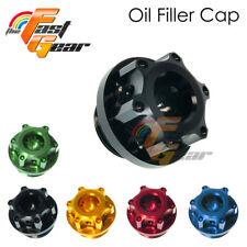 CNC Oil Filler Cap Plug with O-Ring Fit Kawasaki Z1000 2010-2015