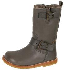 Bisgaard Boots Wasserdicht Tex Leder Wolle Stiefel 60502 Gr 26-36 Neu