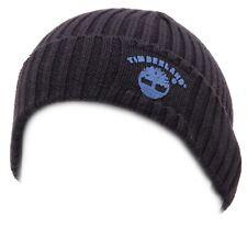 1588S cuffia bimbo TIMBERLAND cotone blu accessori hat kid cotton