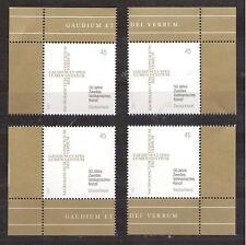 2012 Mazzi 2958 ** fresco postale 50 anni secondo Concilio-eckrand per selezionare