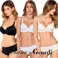 Diane Geordi Fajas Brasier Underwear Garment Breasts Moldeadoras Bust Enhancer