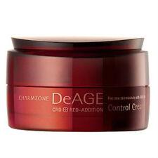 Charmzone DeAge Red Addition Control Cream & Nutrient Cream Skin Peeling Elastic