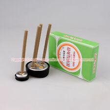 KANG HWA Long Pipe-Moxa,Moxibustion,10.5cm(4.1inch)- 35pcs, Made in Korea