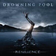 DROWNING POOL - RESILIENCE  CD + DVD 23 TRACKS HARD ROCK HEAVY METAL NEW+