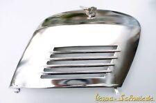 VESPA Coperchio laterale incl. Chiusura - Cromo - V50 PV ET3 90 100 125 Special
