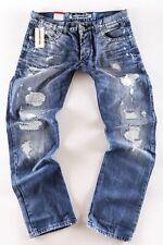 Redbridge by Cipo & Baxx Herren Jeans Hose R-Lager 157 destroyed Neu Clubwear