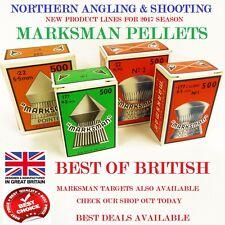 Marksman Air Gun Pellets .22 .177 .25 en forme de dôme, pointu, pistolet, Airgun, fusil,