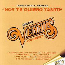 New: Vennus: Hoy Te Quiero Tanto  Audio CD