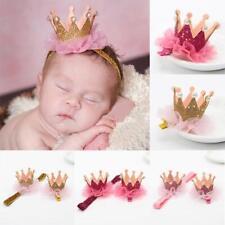 Fashion Glitter Pearl Lace Headband Hair Clip Hair Band Crown
