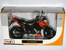 Maisto - KTM 690 DUKE - Motorbike Model 1:12