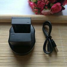 2Pcs NP-W126 NP-W126S 1500mAh Battery /Dual Slot USB Charger For Fujifilm Camera
