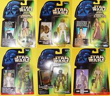 Star Wars Kenner green cards Tri-Logo Karten zum aussuchen (#K1)