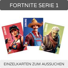 Panini Fortnite Serie 1 Trading Cards Common/Uncommon Einzelkarten zum aussuchen
