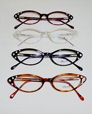 Ventino 50-18-140 Prescription Eye Glasses Frame Full Rim 4CLRS-Sturdy/Youth