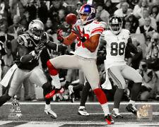 Victor Cruz New York Giants NFL Licensed Fine Art Prints (Select Photo & Size)