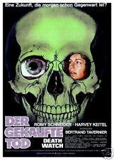 Death watch Romy Schneider Harvey Keitel movie poster