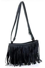 Borsa donna france borsa tracolla ecopelle cm 26 x cm 17 borsa nera