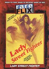 Lady Street Fighter DVD James Bryan Renee Harmon Joel D. Mccrea New