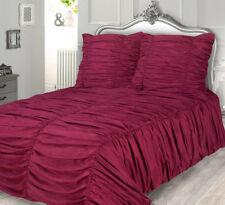 3D Bettüberwurf 240 x 260 cm Tagesdecke Überwurfdecke Überdecke Biesen Luxus