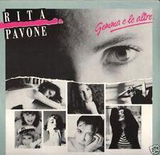 RITA PAVONE  raro disco LP 33 giri  GEMMA E LE ALTRE stampa ITALIANA  SIGILLATO