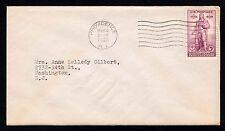 US #777 RHODE ISLAND 300 YR ANNIVERSARY 1ST DAY COVER 1936 - VF (ESP#590)
