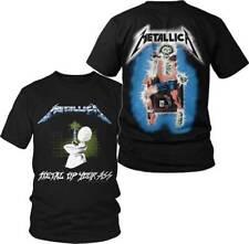Metallica Metal Up S, M, L, XL, 2XL Black T-Shirt