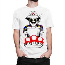 Mario x Fear and Loathing in Las Vegas Art T-shirt, Men's Women's Tee, All Sizes