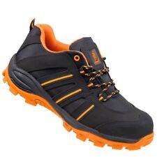 New! Work Boots Urgent 261 S1 Safety Shoes Outdoor Steel Cap Trekking
