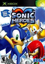 Sonic Heroes (Microsoft Xbox, 2004) - US Version