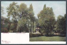 GERMANIA DEUTSCHLAND LIPSIA LEIPZIG 15 Cartolina 1900