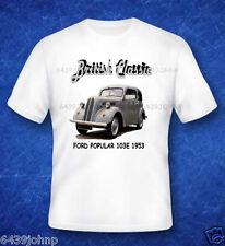Ford Popular 103e, 1953, entusiasta T Shirt