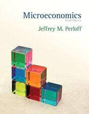 Microeconomics by Jeffrey M. Perloff (2011, Hardcover)