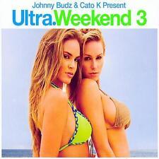 Ultra Weekend 3 (SEALED 2xCD) Rihanna Pink Goldfrapp Tiesto Cascada Oakenfold