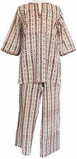 Anokhi Pajamas - 100% cotton - hand block printed