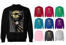 The Scream Nightmare Before Christmas Jack Unisex Sweater Sweatshirt Jumper