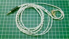 5N OCC Silver Plated Upgrade Cable for Westone UM2 UM3RX W4R CM