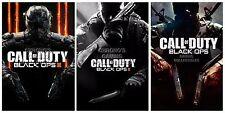 RGC Huge Poster - Call of Duty Black Ops I II III PS4 PS3 XBOX ONE 360 - CODSET2