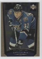 1998-99 Upper Deck Gold Reserve #383 Dale Hunter Washington Capitals Hockey Card