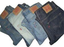 Herren Original Levis 507 Bootcut Jeans W29 W30 W31 W32 W33 W34