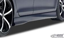 """RDX Laterali VW Golf 7 gonne """"Turbo"""" Set Spoiler"""