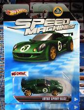 Hot Wheels '10 SPEED MACHINES Lotus Sport Elise VARIANT