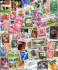 NOUVELLE ZELANDE - NEW ZELAND collections de 50 à 2000 timbres différents