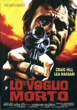 Lo Voglio Morto (Ed. Limitata E Numerata) DVD MOSAICO MEDIA