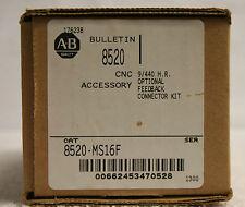 Allen Bradley 8520-MS16F  Feedback Connector Kit  *NIB*
